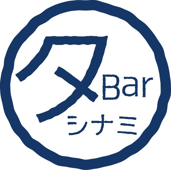 タシナミ ロゴ 青