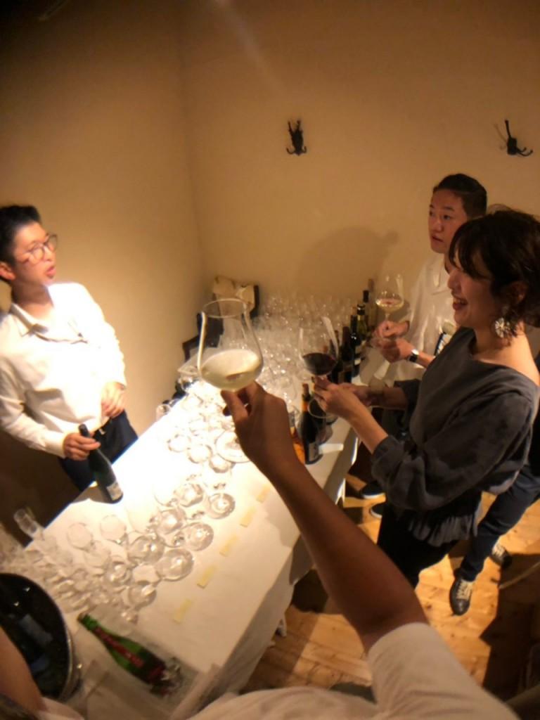 831carnelia il matto様ワイン会_190903_0002